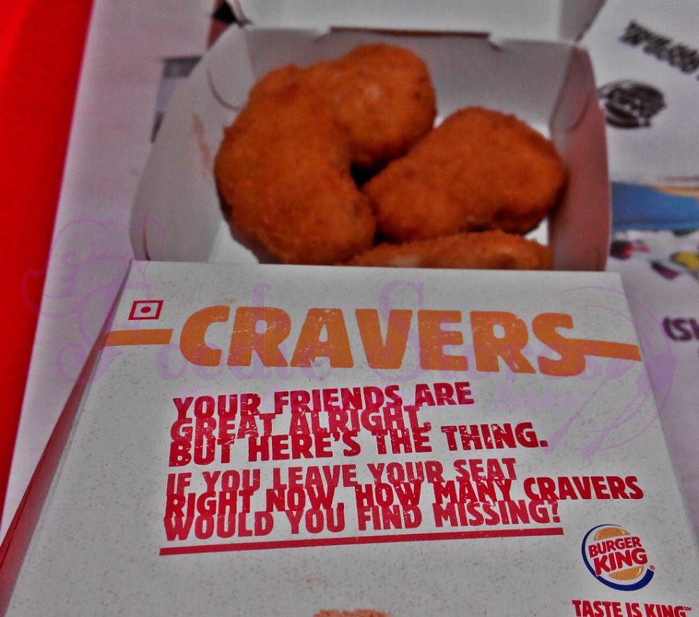 king nuggets burger king