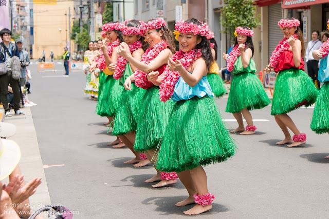 マロニエ祭り、カハレフラ&タヒチスタジオの写真 13
