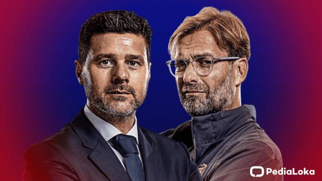 Data dan Fakta Tottenham vs Liverpool