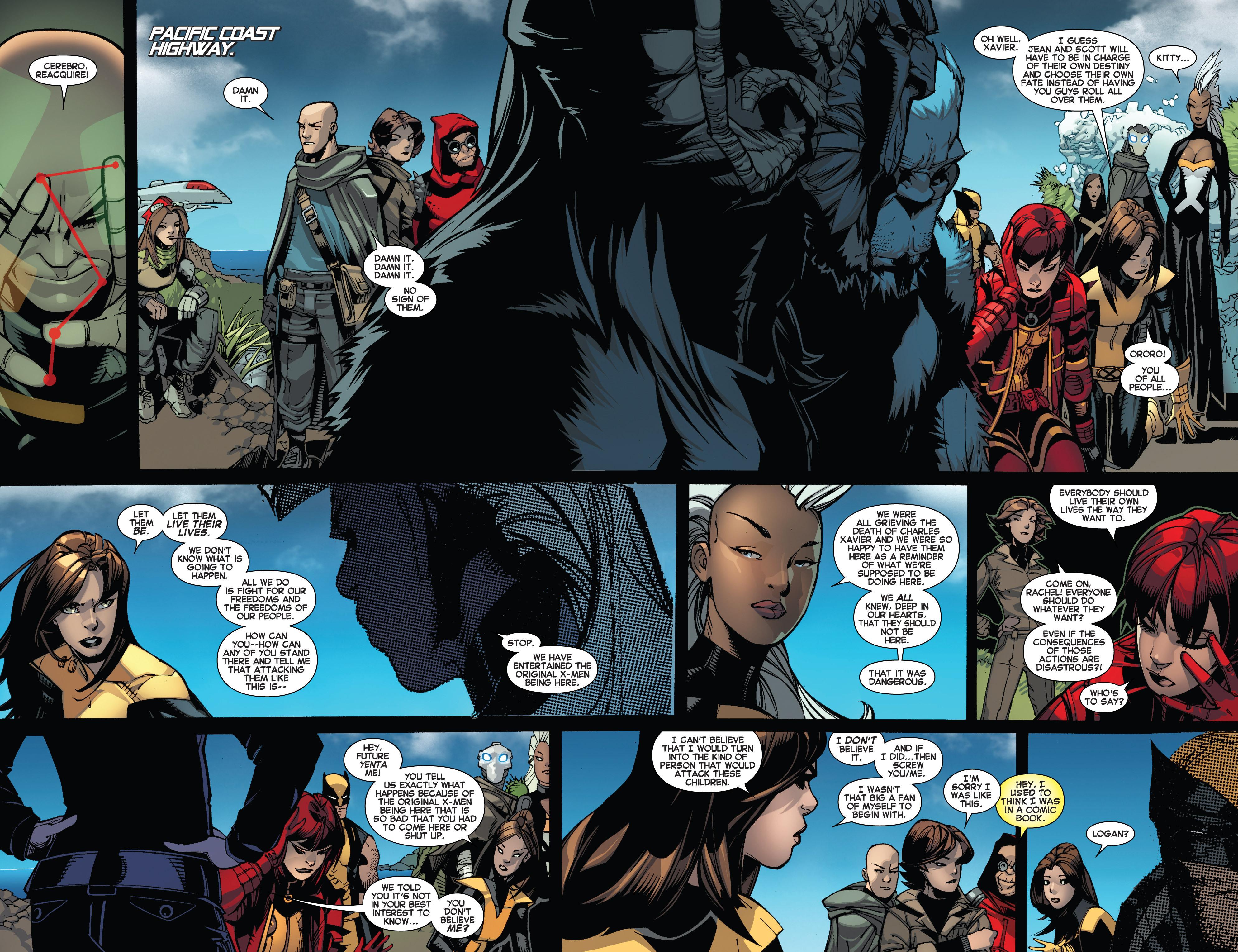 Read online Uncanny X-Men (2013) comic -  Issue #12 - 8