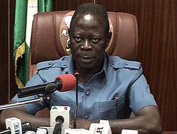 Edo State governor Adams Oshiomhole: I'm a militant