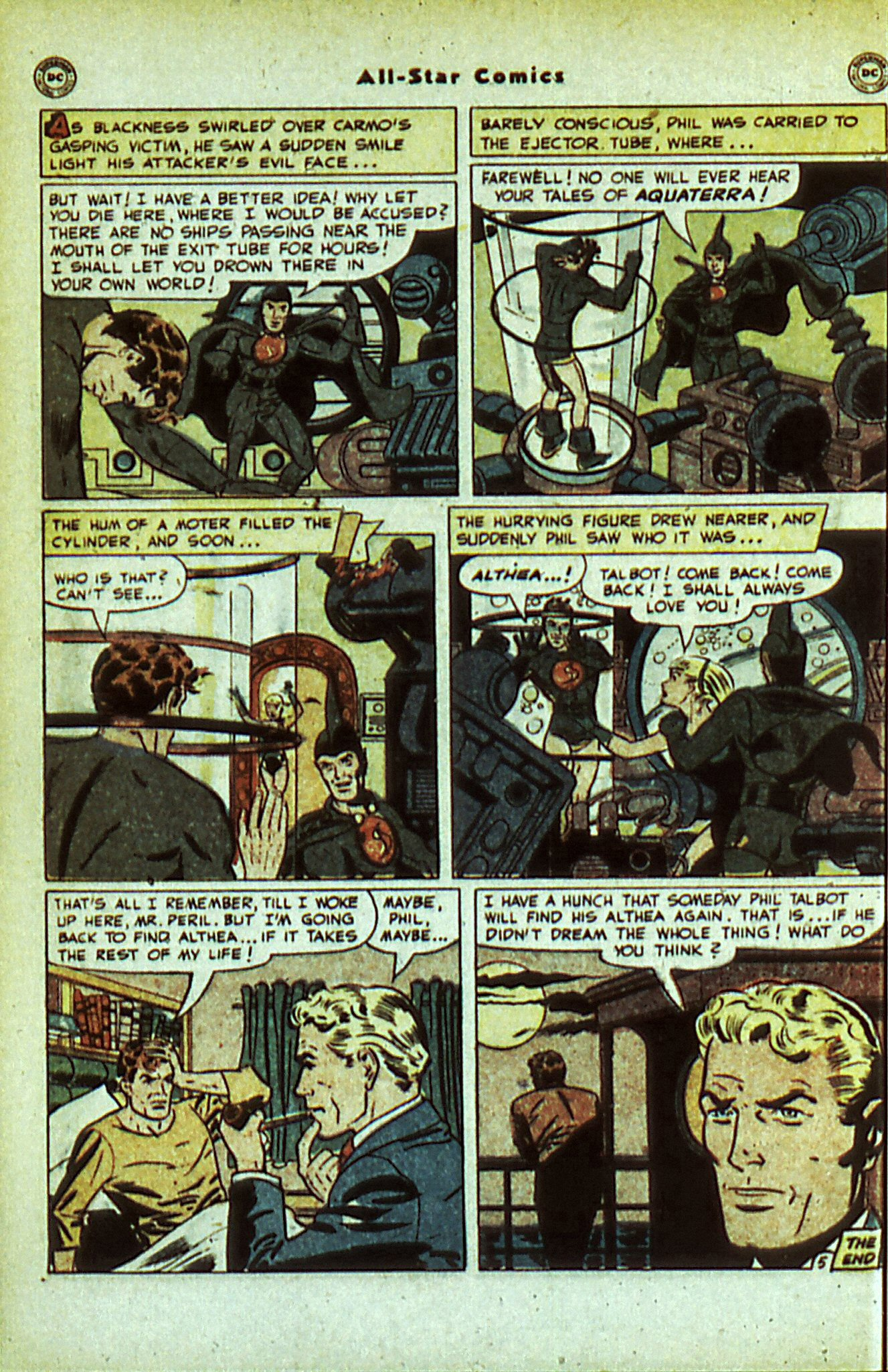 Read online All-Star Comics comic -  Issue #56 - 48