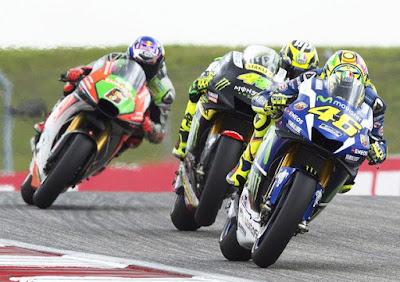 Demi Kejar Marquez, Rossi Rela Ikut-ikutan Pakai Winglet