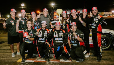 Hailie Deegan's Winning Team