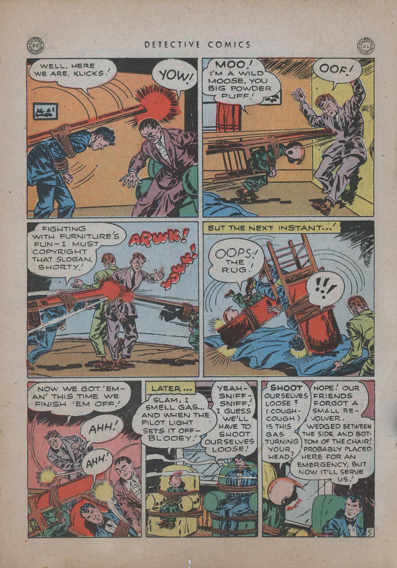 Read online Detective Comics (1937) comic -  Issue #101 - 20