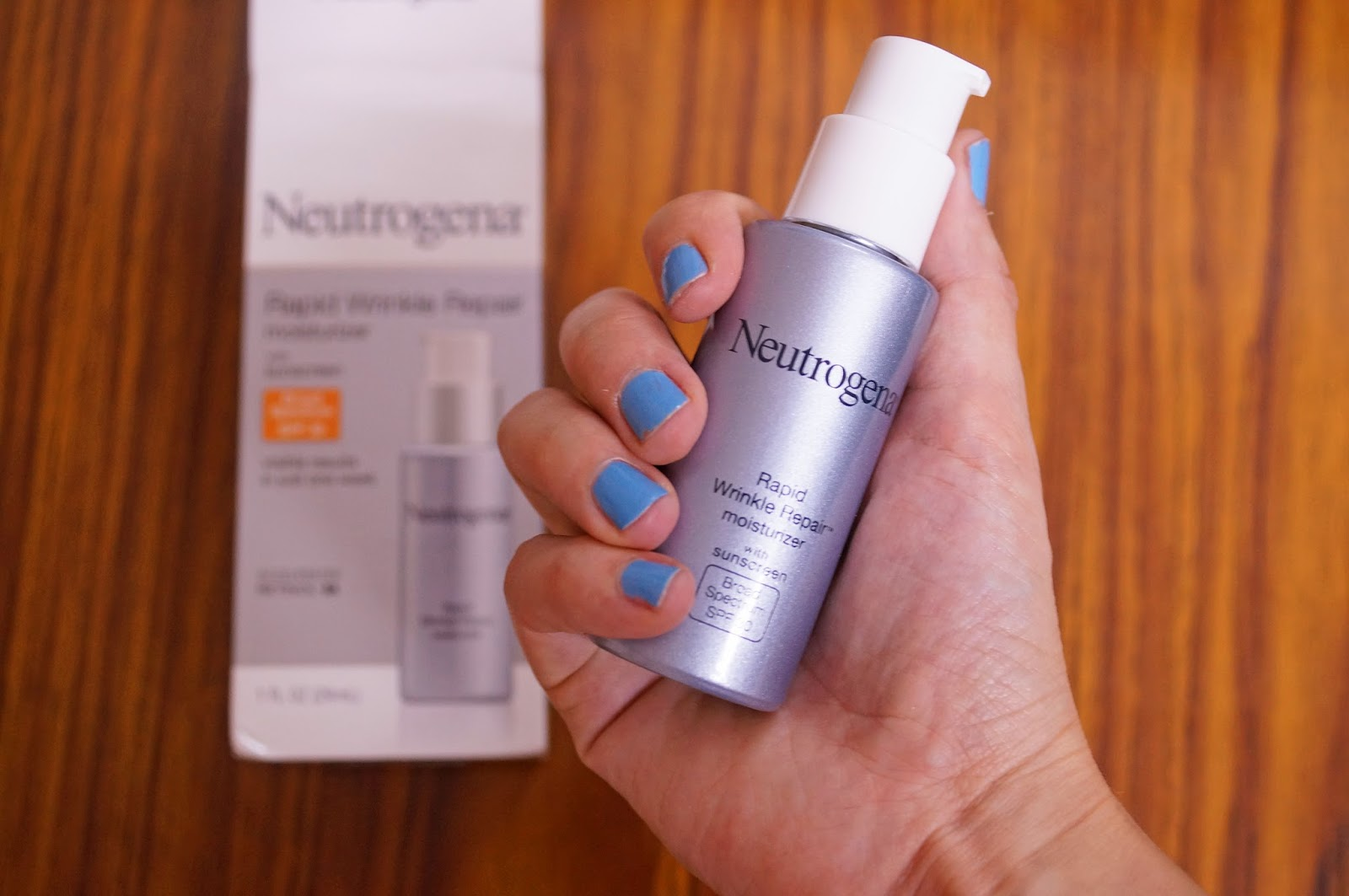 Neutrogena Rapid Wrinkle Repair Cream