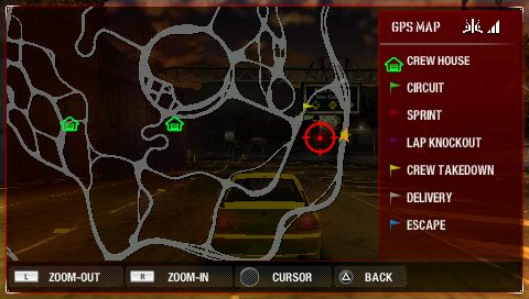 Nfs Carbon Own The City Map