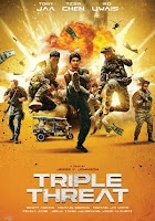 Download Film TRIPLE THREAT (2019) Sub Indo Full Movie Nonton Streaming