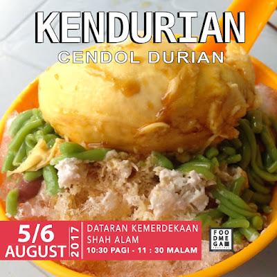 Durian Cendol Price