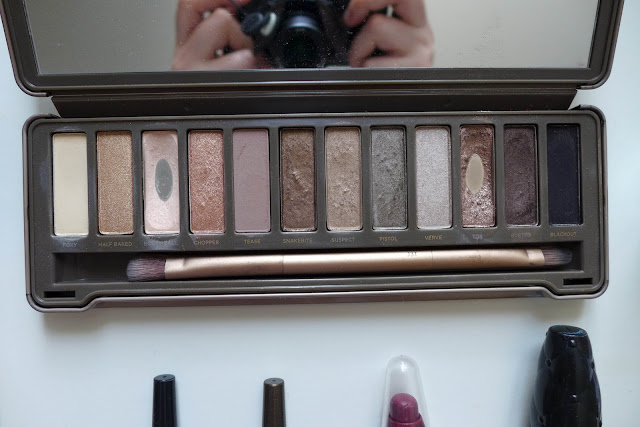 palette Naked 2 de Urban Decay