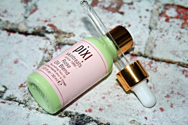 Pixi Skintreats Rose Oil Blend