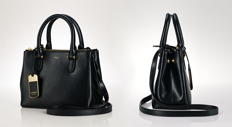 Sale Alert  Ralph Lauren Newbury Double-Zip Satchel - Elle Blogs 3c2f080f65491
