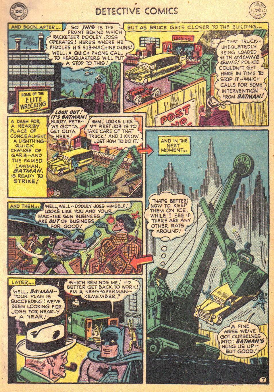 Detective Comics (1937) 193 Page 8