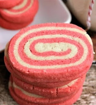 The Best Peppermint Pinwheels
