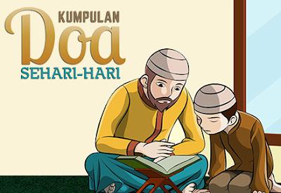 10+ kumpulan doa sehari hari lengkap bahasa arab dan latin