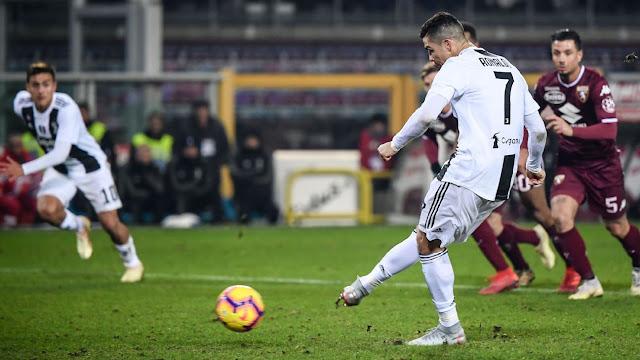 Ini Hasil Pertandingan Liga Italia Dini Hari Tadi : Juventus Hampir Kalah