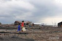 kampung nelayan bugis tanjung binga