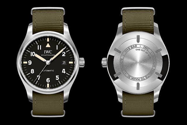 "IWC Mark XVIII ""Tribute to Mark XI"""