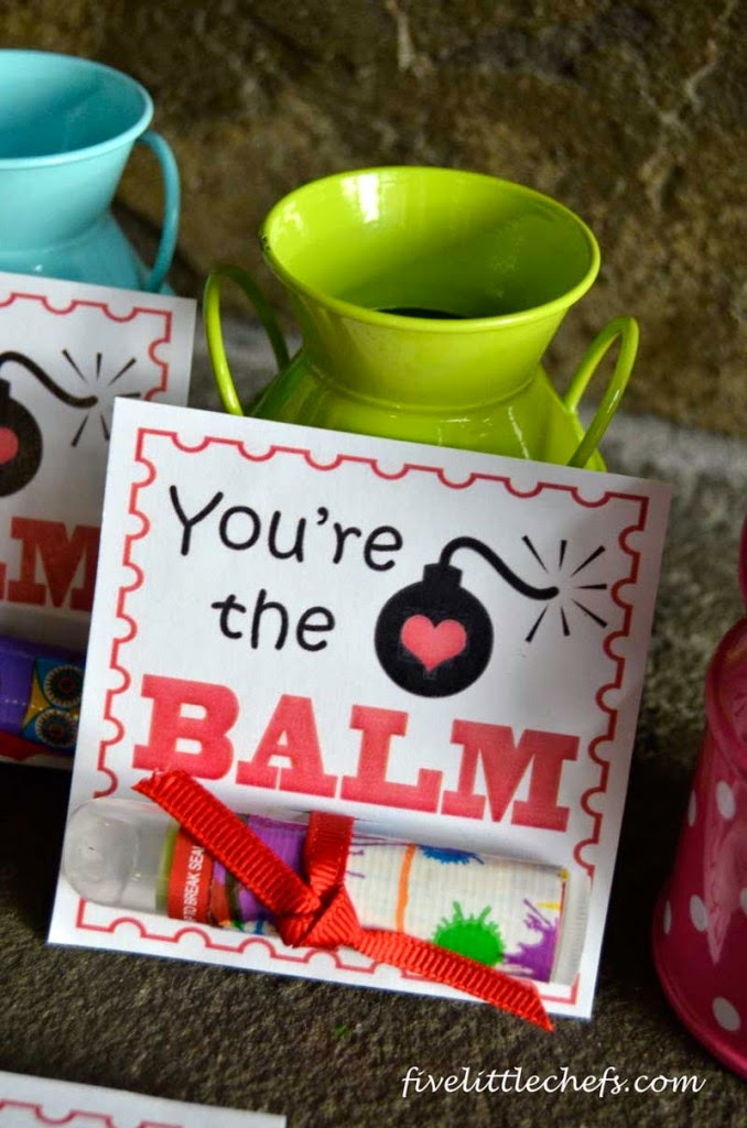 printable valentines day cards lip balm