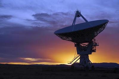 Отримано радіосигнал із космосу