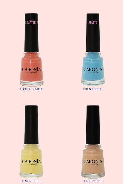 A photo of Caronia Popsicle Collection