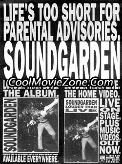Soundgarden: Louder Than Live (1990)