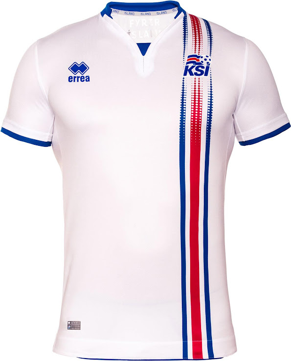 buy popular c0cea 12a62 Third Iceland 2018 World Cup Home Kit Teaser Revealed ...