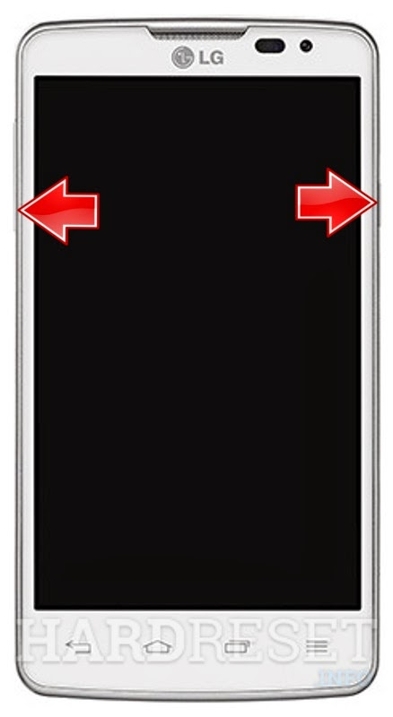 Hard Reset LG L60 Dual X147
