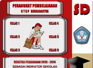 RPP SD/Mi Kelas 5 KTSP Semester 1 dan 2