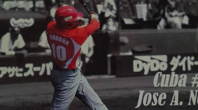 El prospectazo cubano, José Amaury Noroña Gandara, fue también tercero en empujadas en el torneo y primero en promedio de bases por hit (2.03), demostrando la fuerza natural del jardinero
