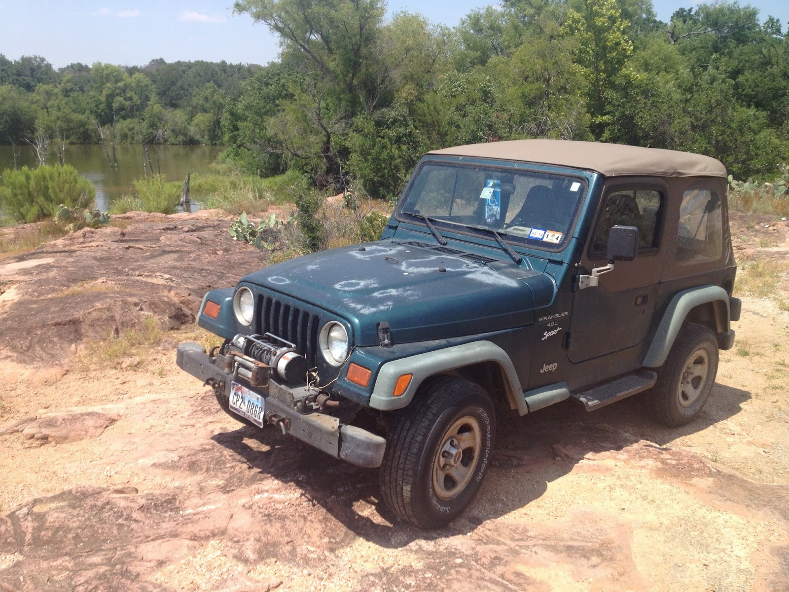 idle thoughts: things that work: my jeep wrangler at 300,000 miles