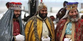 Reyes Magos de Juana Diaz