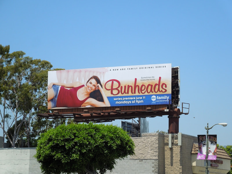 Bunheads ABC Family billboard