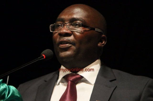 Finance Minister peddled untruths on debt to GDP- Bawumia