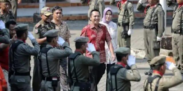 Gubernur Ridho Sambangi Kantor Satpol PP