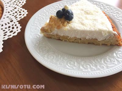 Muzlu kek, Ananaslı kek, Kek tarifi, Çay, Kişniş, Kahvaltılık, Tatlı, Tart, Kremalı tatlı