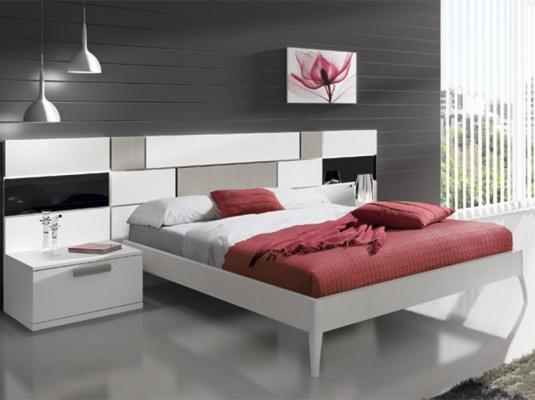 Acosta muebles y electr nica decoraci n dormitorios for Nuevo estilo dormitorios matrimonio