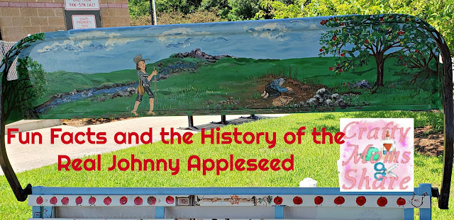 Bench at Rest Stop on Johnny Appleseed Highway