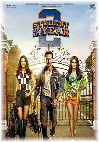Student of the Year 2 2019 HDRip 720p ESubs