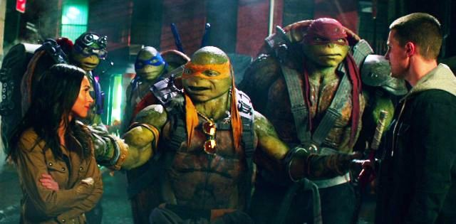 The Bernel Zone Teenage Mutant Ninja Turtles Out Of The Shadows