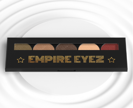 Chocolate City Eye Palette