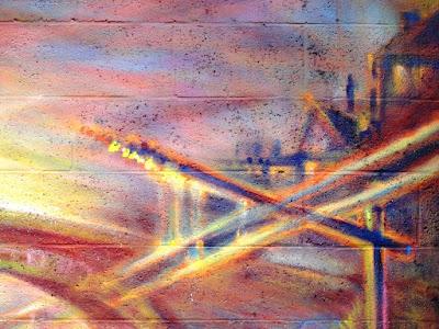 arme graffiti writer vub brussels