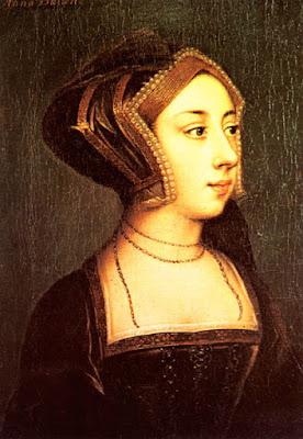 Πορτρέτο της Άννας Μπολέιν