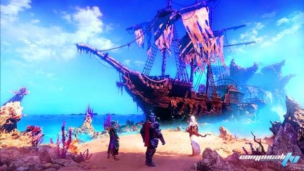 Trine 3: Los Artefactos del Poder PC Game Español