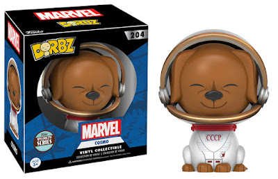 Specialty Series Exclusive Marvel Cosmo Dorbz Vinyl Figure by Funko