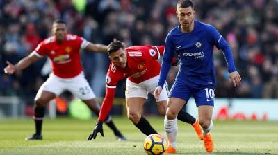 Highlight Manchester United 2-1 Chelsea, 25 Februari 2018