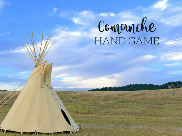 Comanche Hand Game