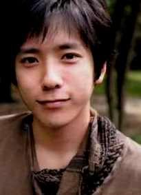 Foto del rostro de Kazunari Ninomiya
