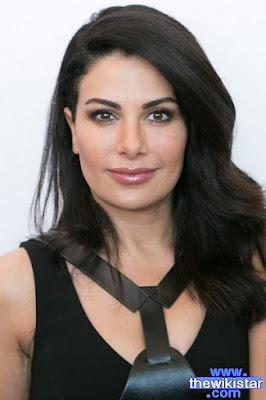 صبا مبارك (Saba Mubarak)، ممثلة أردنية