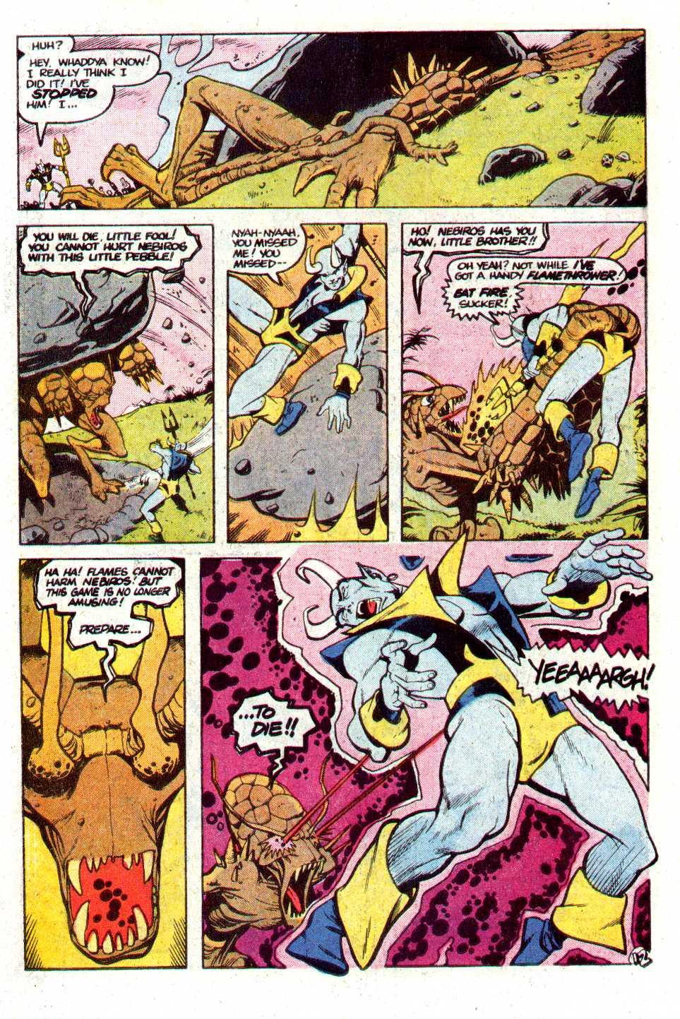 Read online Secret Origins (1986) comic -  Issue #24 - 13